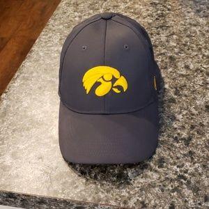Iowa Hawkeye Grey Hat